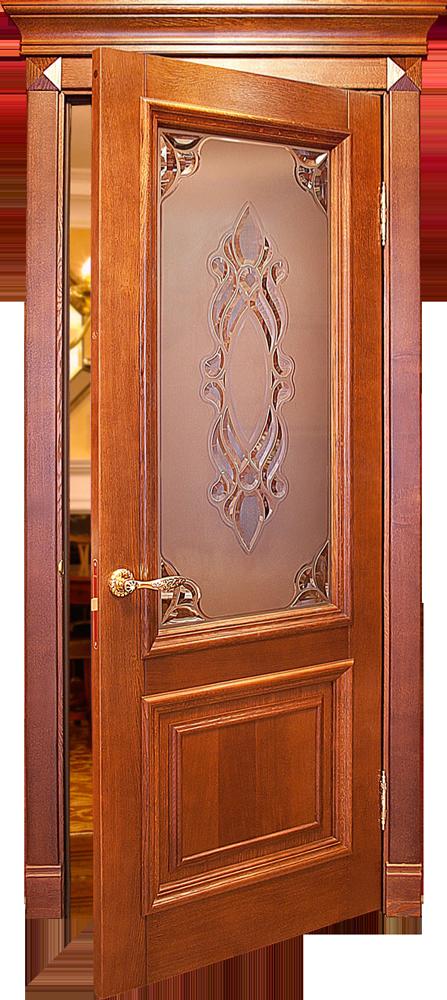 двери из твердых пород древесины