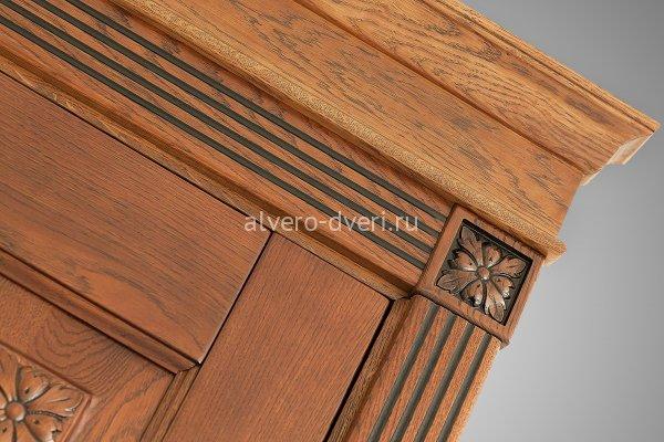 дверь Флоренция капитель