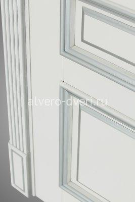 дверь Рим декор