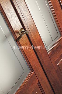 двойная дверь Алина