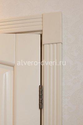 Модель Ирина цвет Белая эмаль