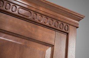 дверь Александра декор