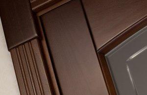 дверь Елена  цвет орех