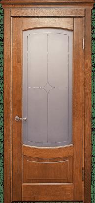 Дверь Алина остекленная