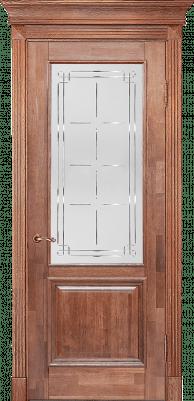 Дверь остеклённая из коллекции Елизавета