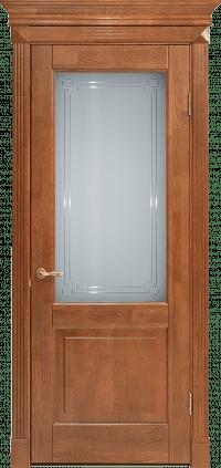 Дверь Кантри со стеклом