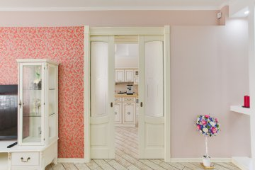Двери «Алина» выполнены в средиземноморском стиле