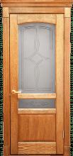Дверь Кристина со стеклом