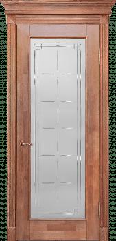 Модель 1 из коллекции Елизавета остеклённая