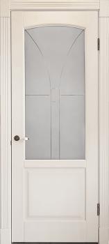 Дверь со стеклом Ирина