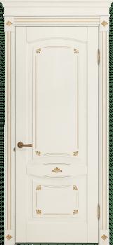 Дверь из массива Римини глухая